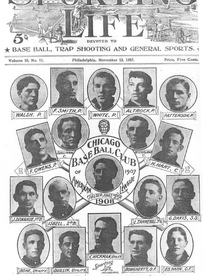 1908 Brooklyn Superbas season