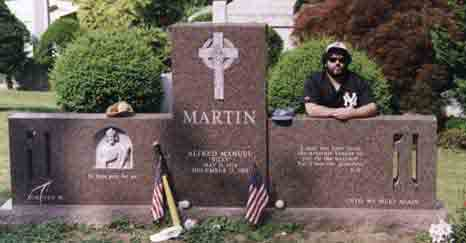 billy martin grave - photo #11